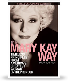 "Mary Kay Ash hat ""The Mary Kay Way"" geschrieben, ein Wall Street Journal Bestseller"