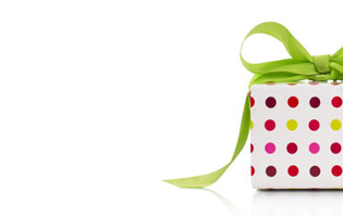 "The perfect something for special occasions or ""just because""."