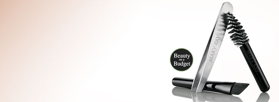 Beauty on a budget.